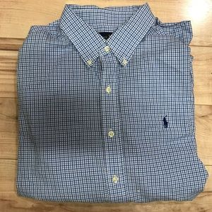 Polo Ralph Lauren Men's Casual Button Up Shirt